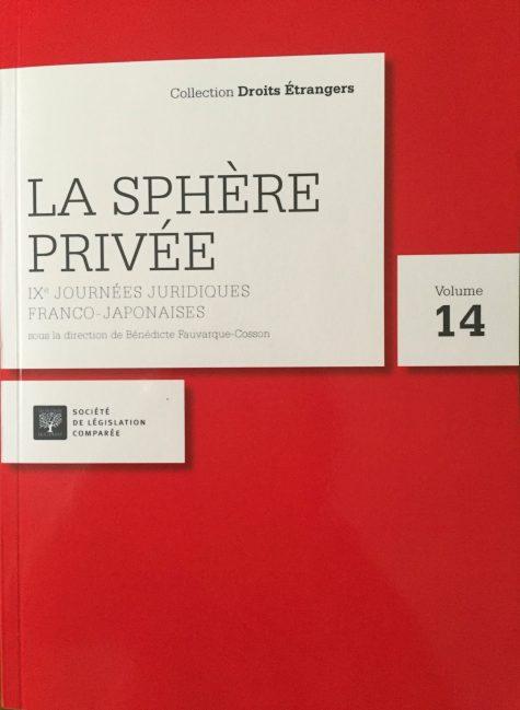 sphère privée